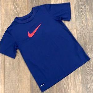 Nike Dri-fit Logo Tee